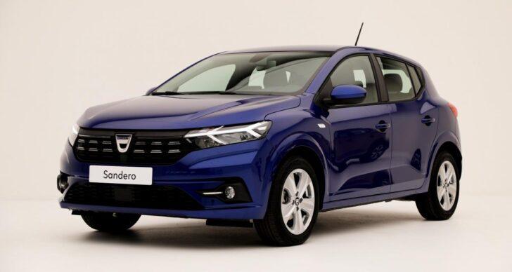 Nouvelle Dacia Sandero (2021) - date de sortie, prix ...